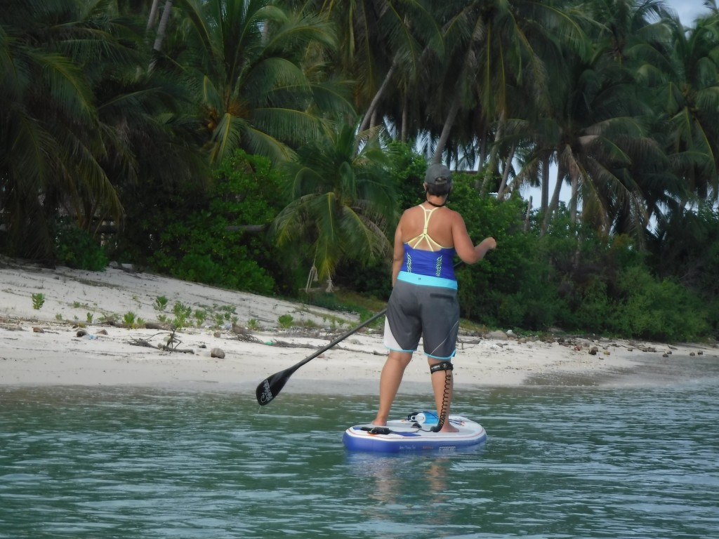 Koh Samui paddle board tour to Koh Som