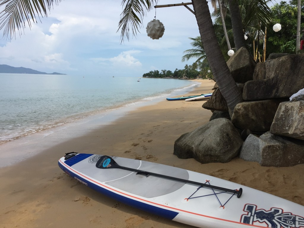 SUP Maenam Samui Starboard Paddle Board Thailand
