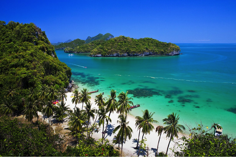 Gorgeous Samui beaches